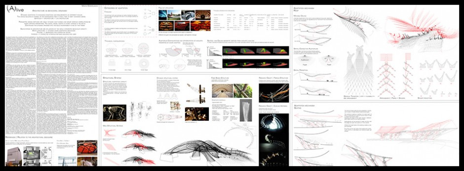 (A)Live | Diploma Thesis | 2011