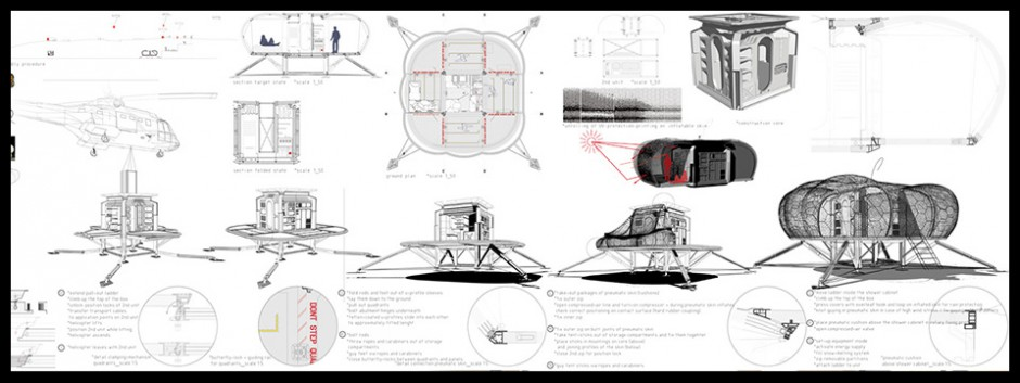 KALT 3000 | Structural Design Project | 2008