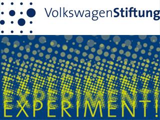 Volkswagen Stiftung: Experiment!